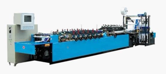 Machine de fabrication de sacs plastiques machine de fabrication de sacs machine de d coupe pour - Machine de fabrication de couette ...